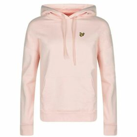 Lyle and Scott Lyle OTH Hood Ld00 - Rosewater W121
