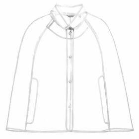 Jack Wills Somersham Cape - Clear