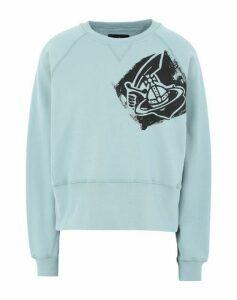 VIVIENNE WESTWOOD ANGLOMANIA TOPWEAR Sweatshirts Women on YOOX.COM