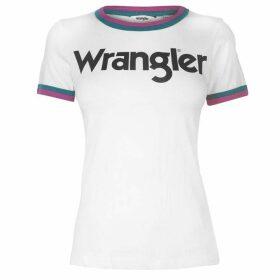 Wrangler Ringer T Shirt