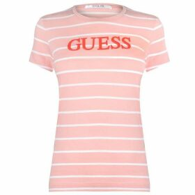 Guess Stripe T Shirt