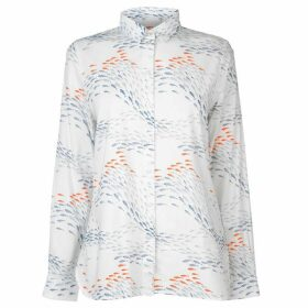 Barbour Lifestyle Pebble Print Shirt Ladies