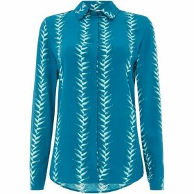 Fabienne Chapot Perfect leaf stripe blouse
