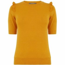 Oasis Frill Shoulder Jumper