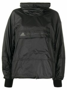adidas by Stella McCartney tech logo sweatshirt - Black