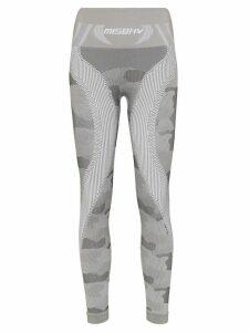 Misbhv high waist Military leggings