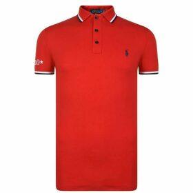 Polo Ralph Lauren Polo Logo Polo Short Sleeved Shirt