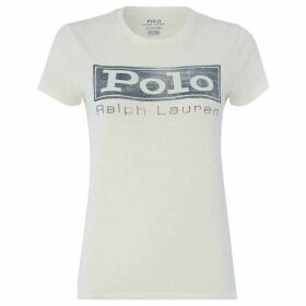 Polo Ralph Lauren Logo Print Short Sleeve Tee