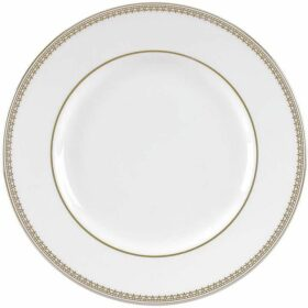 Wedgwood Vera Wang Lace Gold Dinner Plate 27cm