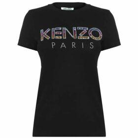 Kenzo Sequin T Shirt