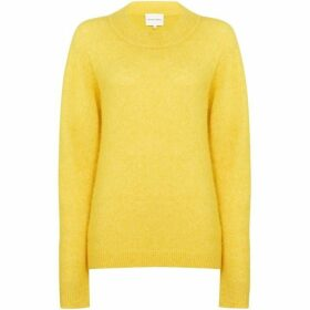 Second Female Round Neck Knit In Lemon Curry
