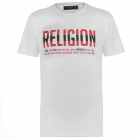 Religion Mens Tour T-Shirt