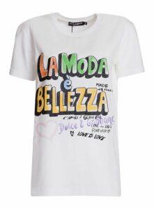 Dolce & Gabbana la Moda è Bellezza T-shirt