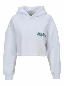 Misbhv The Mbh Hotel & Spa Cropped Hoodie
