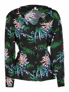 Kenzo Floral Printed Shirt