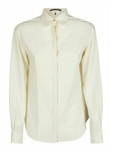 Agnona Cream Wool Shirt
