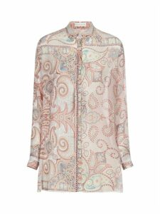 Etro Long Fit Shirt