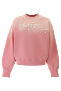 Kenzo Sweatshirt With Pearls
