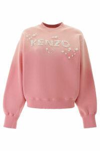 Kenzo Sweatshirt With Pearls