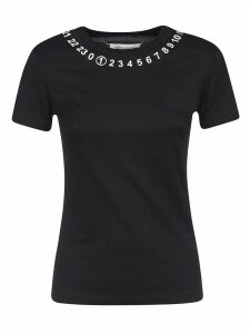Maison Margiela Neck Logo T-shirt