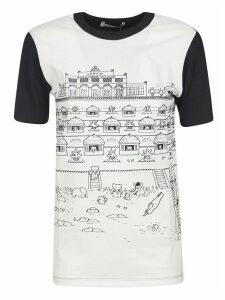 Lanvin Classic Printed T-shirt