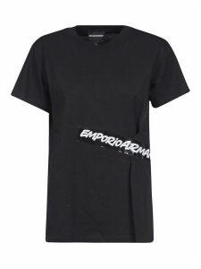 Emporio Armani Tape Logo T-shirt