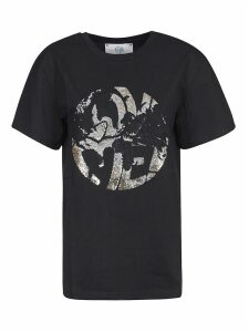 Alberta Ferretti Love Me Sequined T-shirt