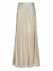 Max Mara Pianoforte Pleated Long Skirt