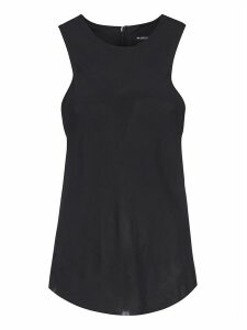Ann Demeulemeester Back Zipped Tank Top