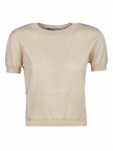 Alberta Ferretti Cropped T-shirt