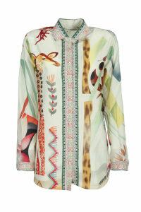 Etro silk and cotton shirt
