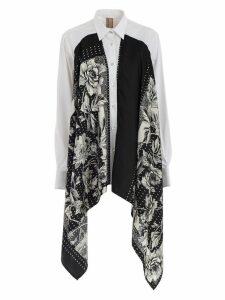 Antonio Marras Shirt Fantasy W/foulard