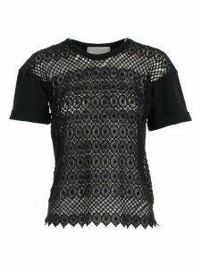 Philosophy di Lorenzo Serafini Lace T-shirt