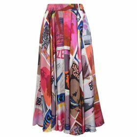 Zimmermann Wavelength Swing Skirt