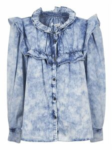 Isabel Marant Denim Blouse
