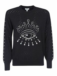 Kenzo Eye Knitted Shirt