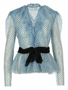 Philosophy Polka Dot Print Blouse