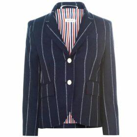 Thom Browne Pin Stripe Blazer
