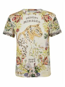 Etro T-shirt Fitted Jersey