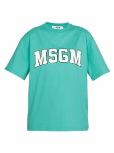 MSGM Cotton T-shirt