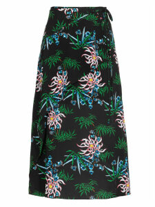 Kenzo Wrap Around Skirt