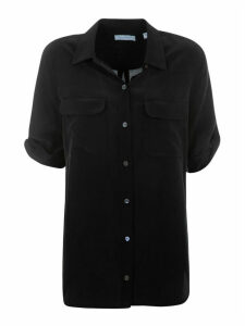 Equipment Short Sleeve Slim Signature Shirt