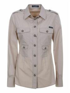 Dolce & Gabbana Multi-pocket Shirt