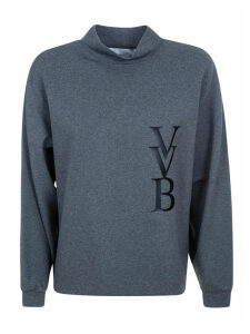 Victoria Victoria Beckham Raised Logo Top