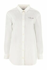 Maison Labiche Embroidered Cotton Shirt