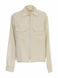 Lemaire New Zipped Shirt L/s W/pockets