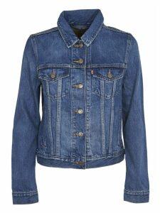 Levis Blue Trucker Jacket