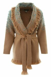Alanui Embroidered Cardigan