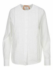 N21 Pleated Shirt