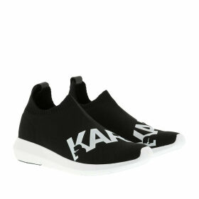 Karl Lagerfeld Sneakers - Vitesse Legere Knit Black White - black - Sneakers for ladies